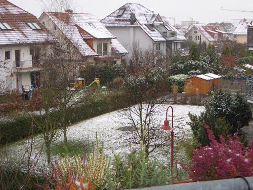 1. Schnee