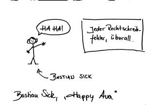Bastian Sick, Happy Aua