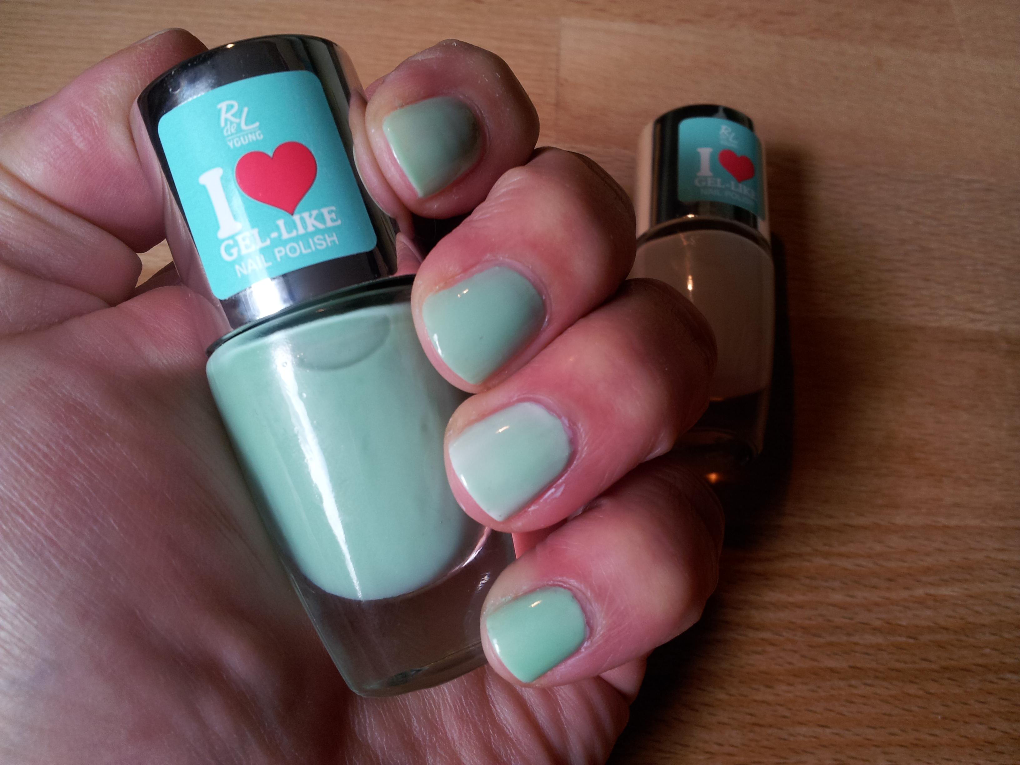I love GEL-LIKE Nail Polish – Rossmann | apropos garnix