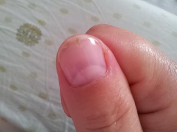 Ich hab den Nagel schön!