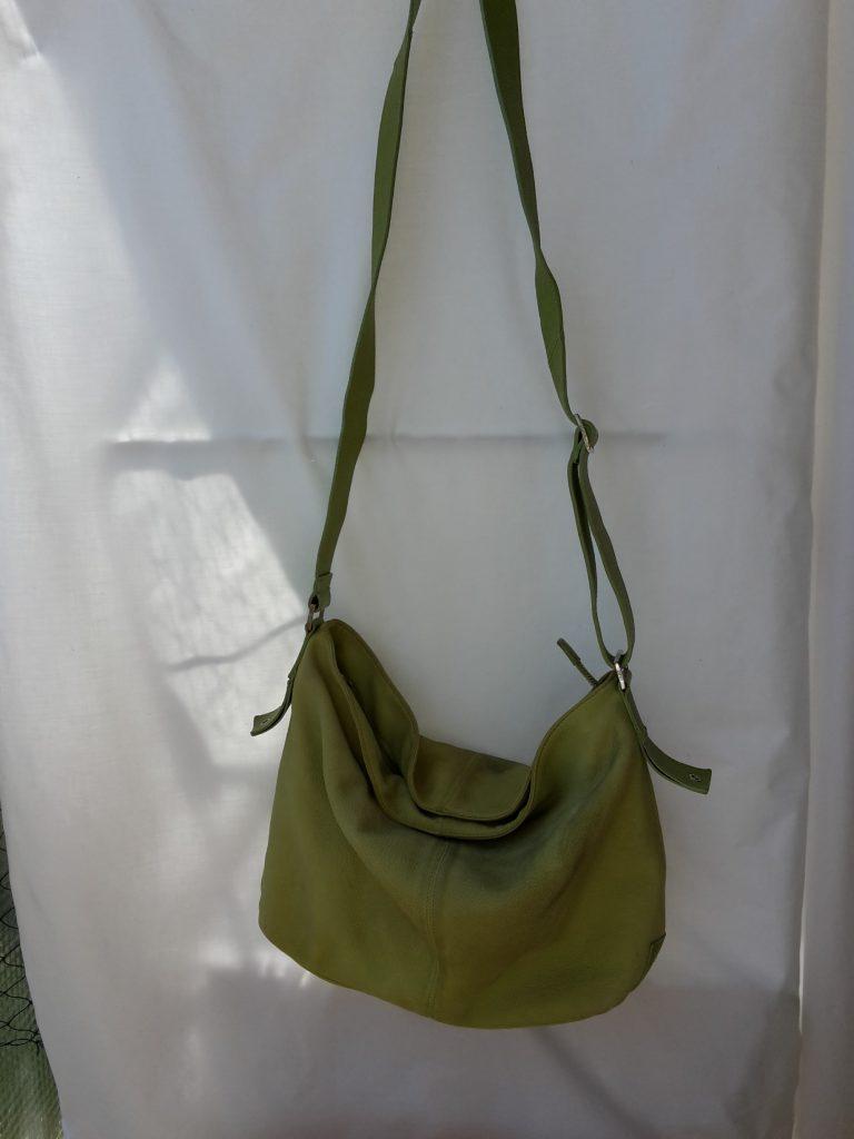Grüne Handtasche von Esprit