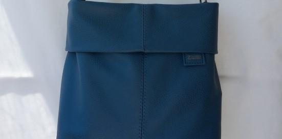 Handtasche Mademoiselle M8 von Zwei, blau